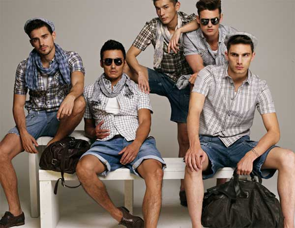 D&G Checkered Style Shirts 1
