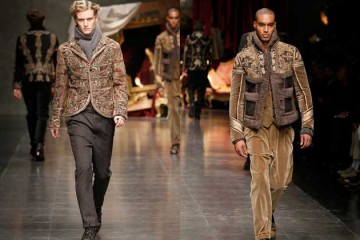 Dolce Gabbana Winter 2013 - 1