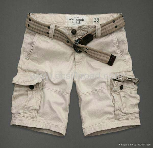 Abercrombie and  Fitch 2012 Silver Lake Man Shorts classic fit