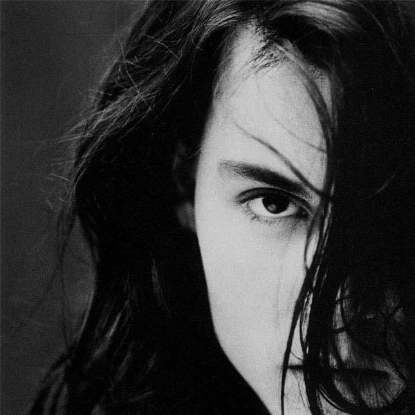 Johnny Depp master of long hair