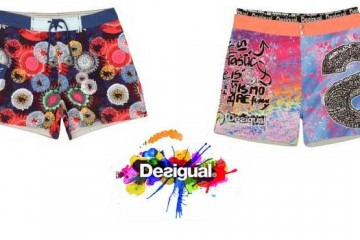 desigual swimwear new and good 2012