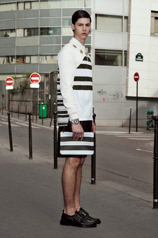 givenchy 2013 - pre spring collection for men