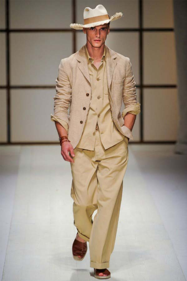 Men's Linen Suits - How To Wear Them This Summer - Men Style Fashion