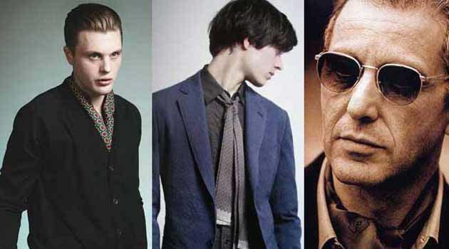 Neck ties for Men - Michael Pitt, Al Pacino