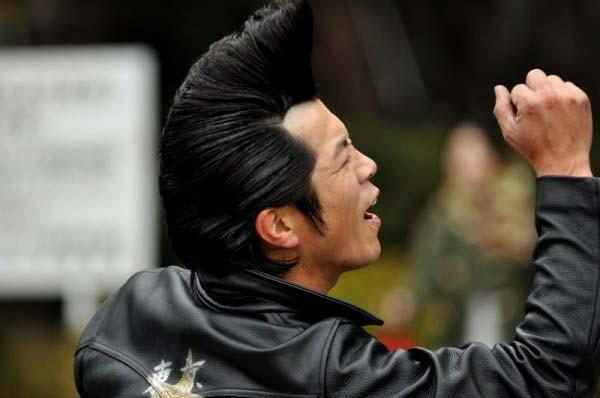 rockabilly Japan it is a big trend