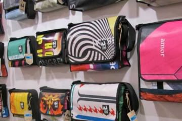 Vaho bags recycled