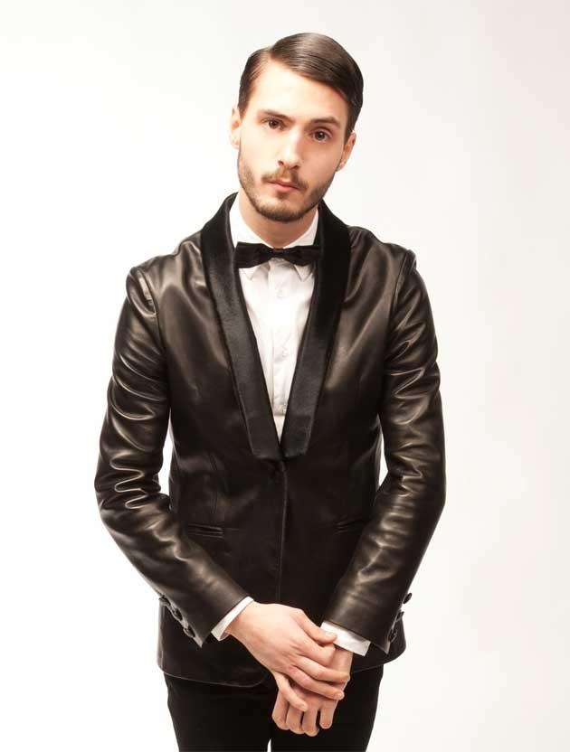 LAS8 paris french leather haute couture 6