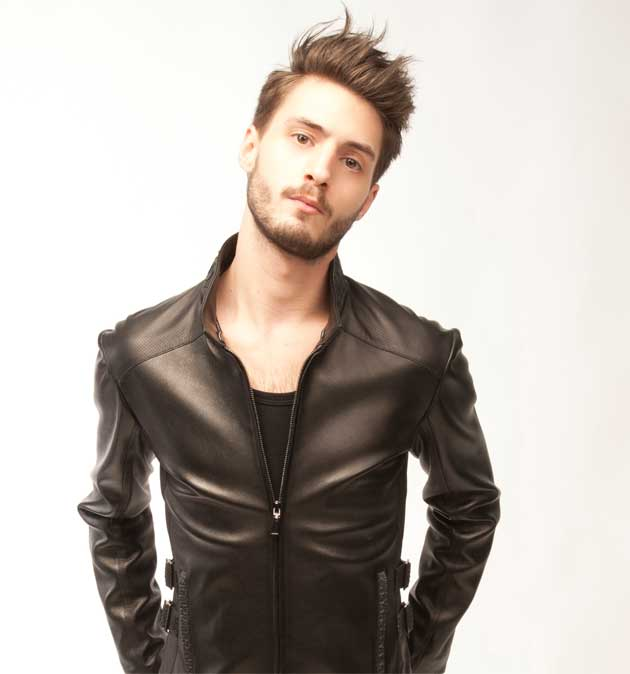 LAS8 paris french leather haute couture 7