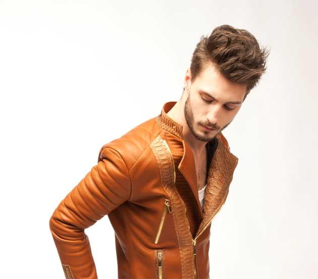 LAS8 paris french leather haute couture 8