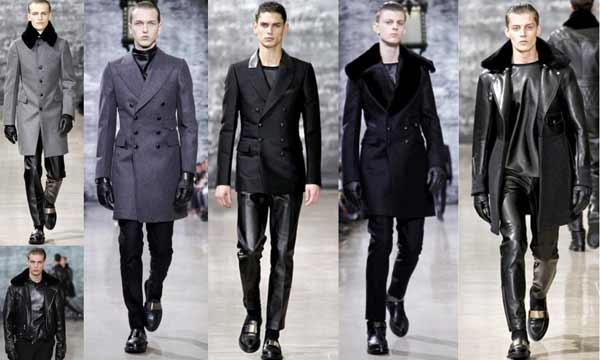 YSL,-double-breast-black-men's-jackets