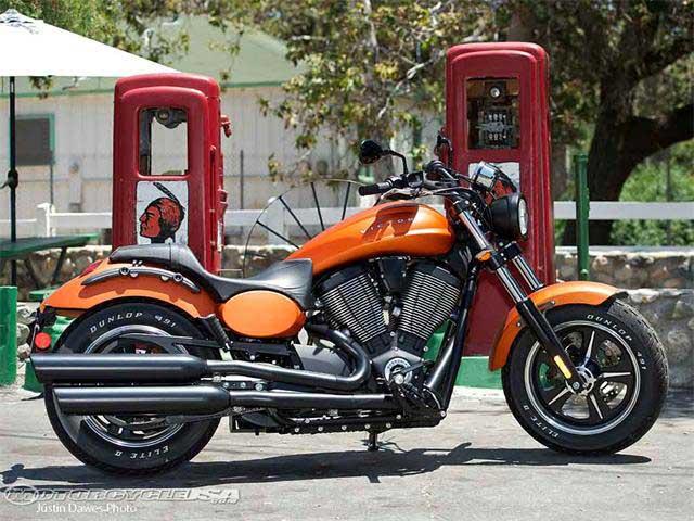 victory Judge 2013 motorbike