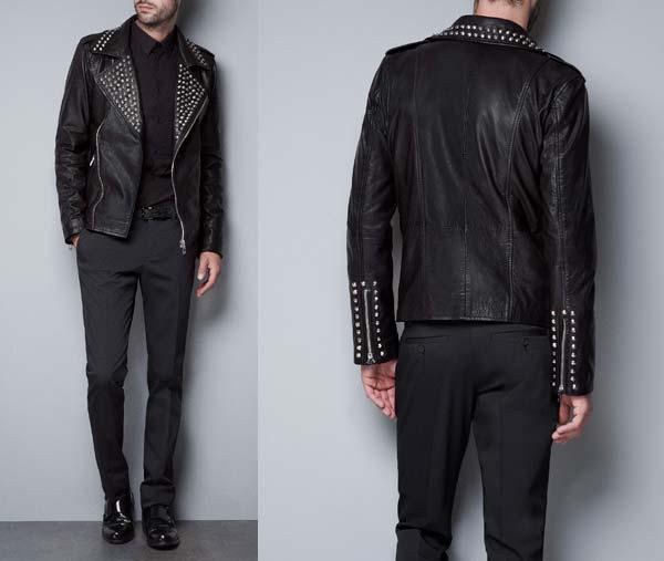 zara-men-studded-biker-jacket-2012.-back-view