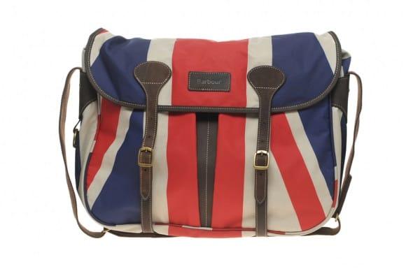 Barbour-Union-Jack-Messenger-Bag,motorcycle bag