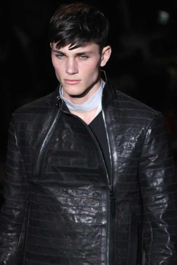 Louis Vuitton biker jacket
