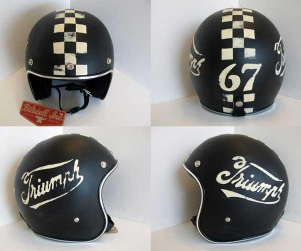 triumph,-helmets,-retro-style,1960's