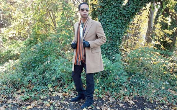 winter accessories for men,scarf, and gloves