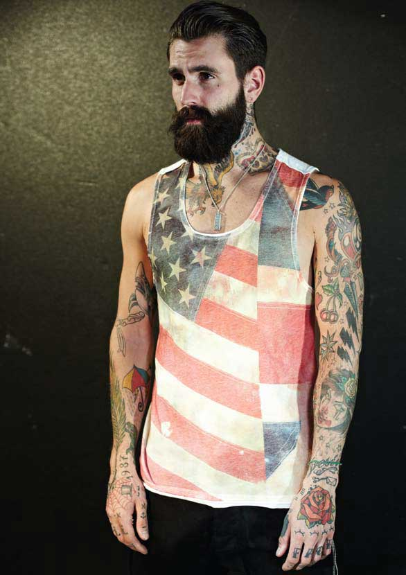 Sons of Heroes SS 2013 - 5