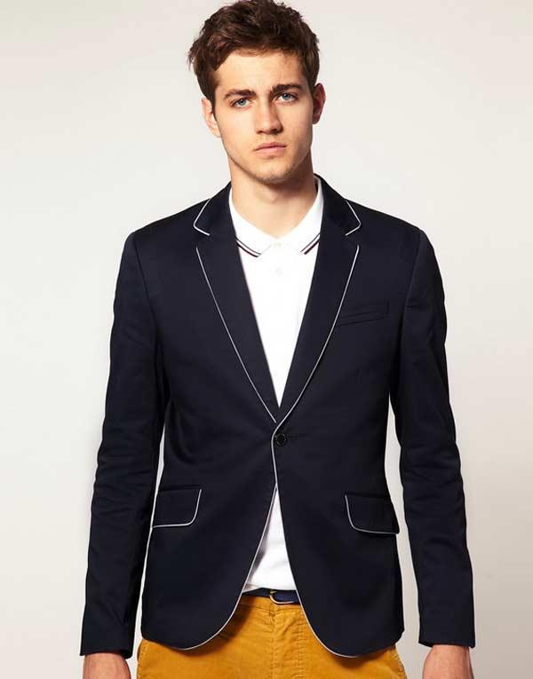 Topman - Blue Blazers for men