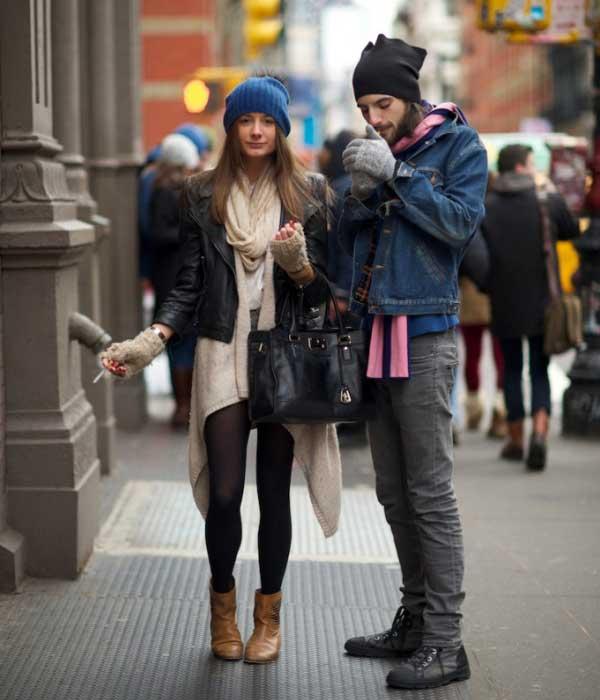 woolen gloves for 2012