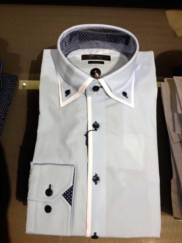 Zara Men - Double Collar Shirt