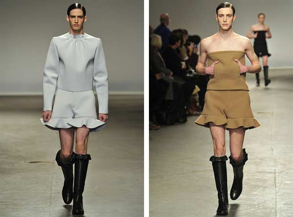 J.W. Anderson - London Collections: Men 2013 - 1
