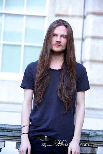 Do You Find Long Hair On Men Attractive
