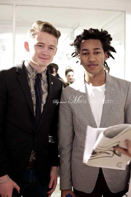 London collection, men 2013