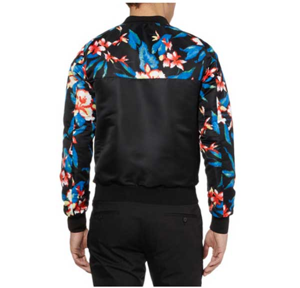 Bomber Jackets for Men - Quilt, Floral & Leather - Men Style Fashion