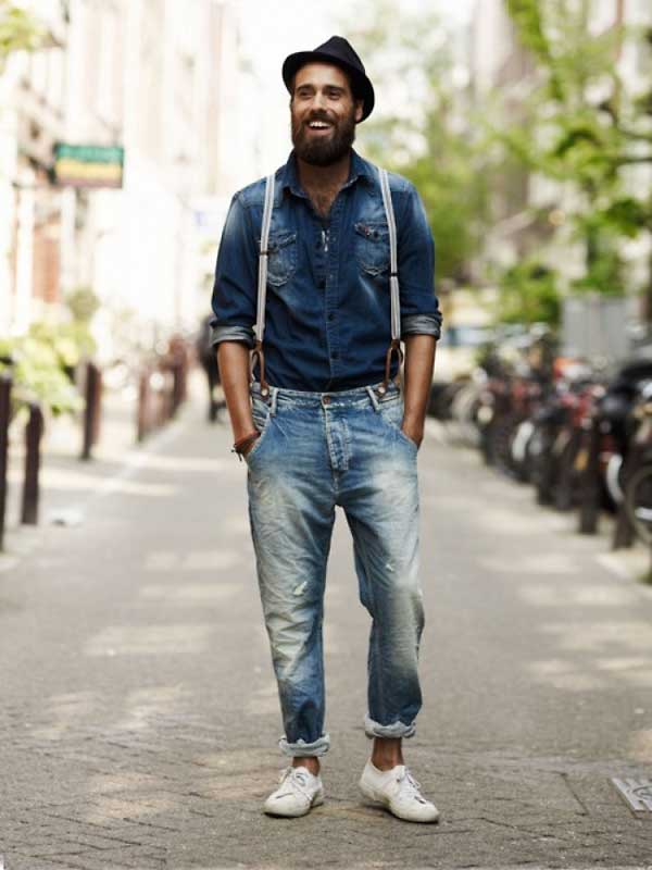 Denim Shirts- For men 2013 and Trousers