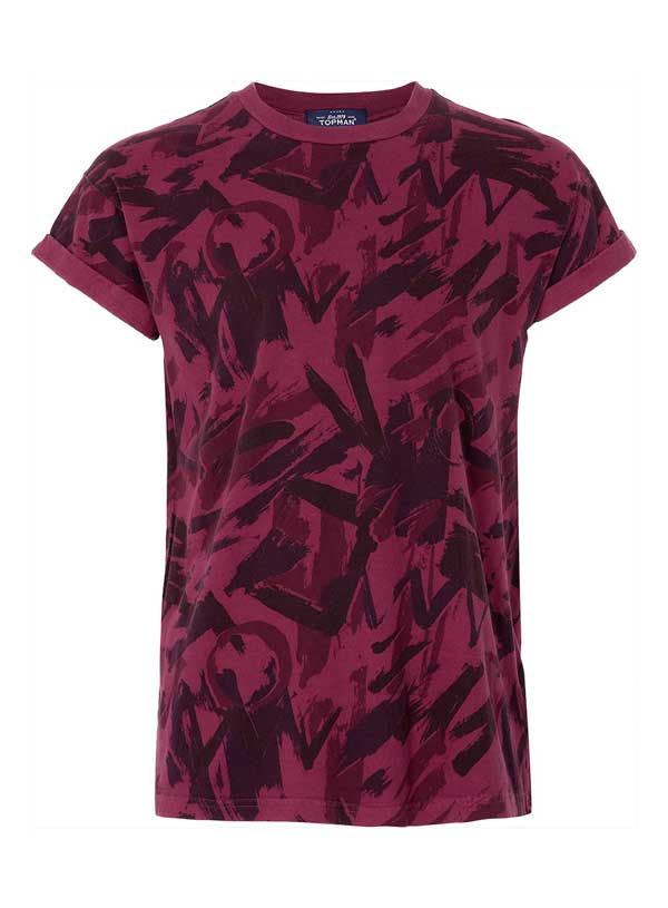 pink for men - T- shirts 2013