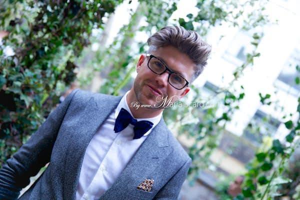 Darren Kennedy -  Irish TV Presenter - Fashion Sense - ITV