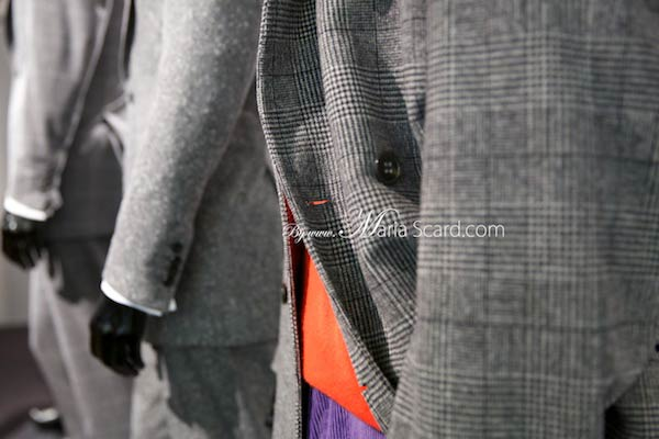Marks & Spencer Autumn Winter 2013 Menswear Collection at London Collections Men