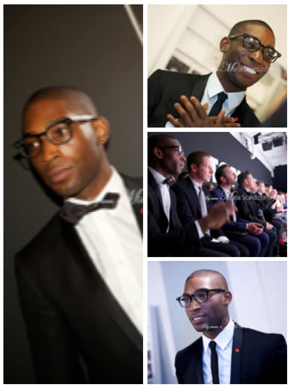Tinie Tempah - London Collections Men eyewear for men