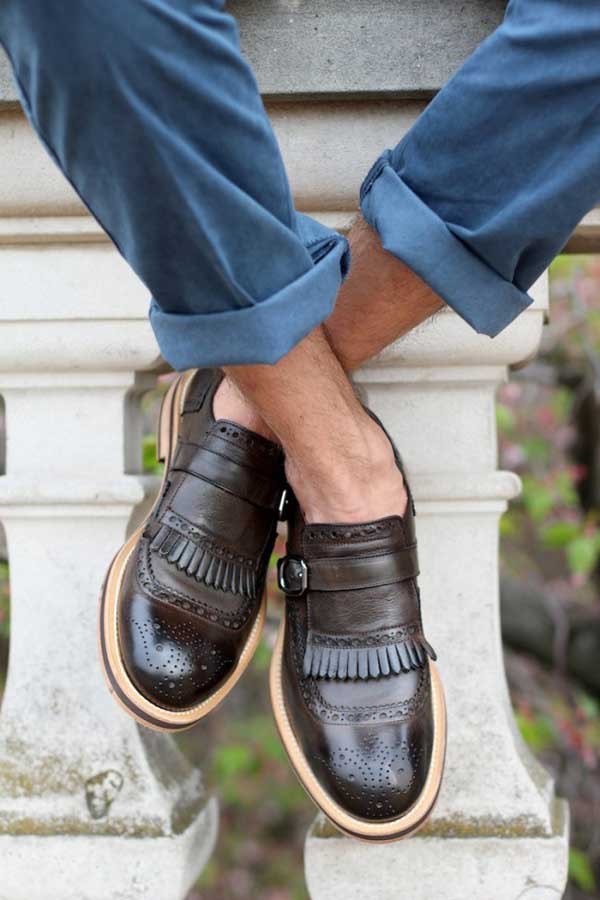 going sockless with your shoes style guide style