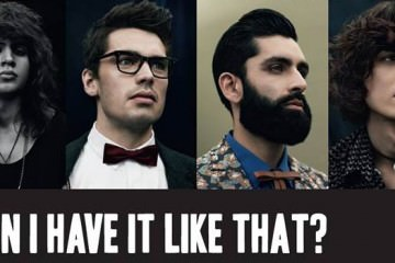Fudge Hair Styles at-London-Collections Men