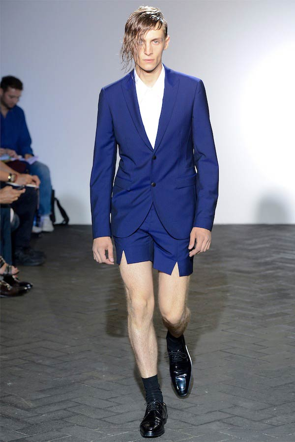 Suit Shorts - How To Wear Them This Summer - Men Style Fashion