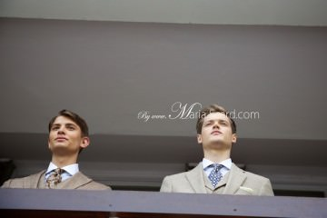 Savile Row London Collections Men - Grey Suits