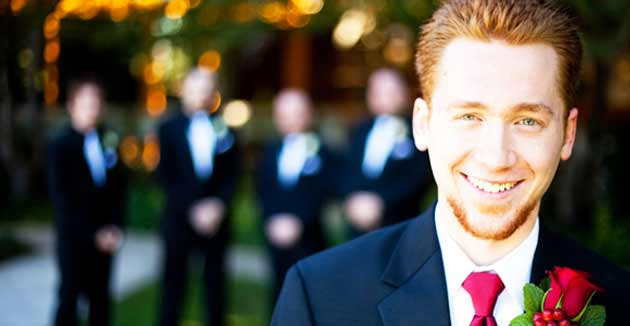 Male Grooming Tips For Grooms