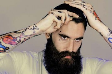 Ricki Hall - Beard Fashion
