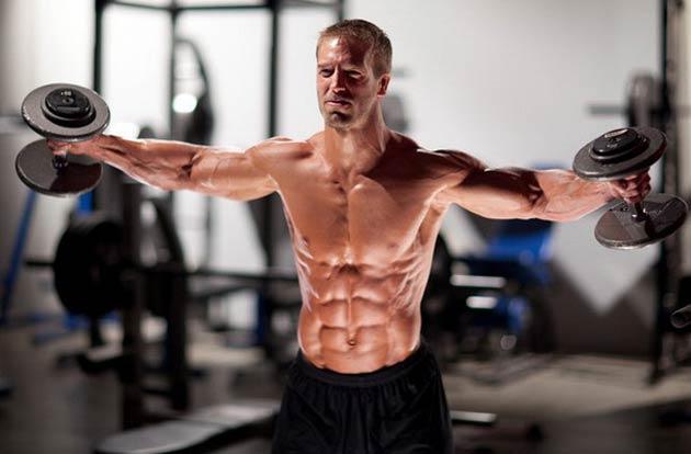 Endomorph-Body Type  for men