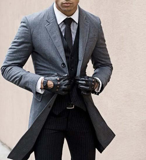 Gloves autumn essentials for men 6