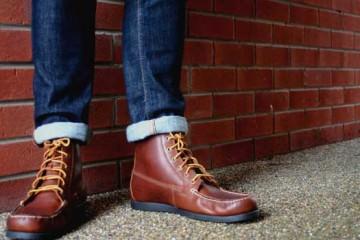 Oliver Spencer - Brown Boots
