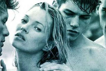 Sam Way & Kate Moss