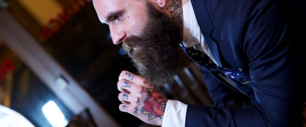 Ricki Hall - Beard & Tattoo Model