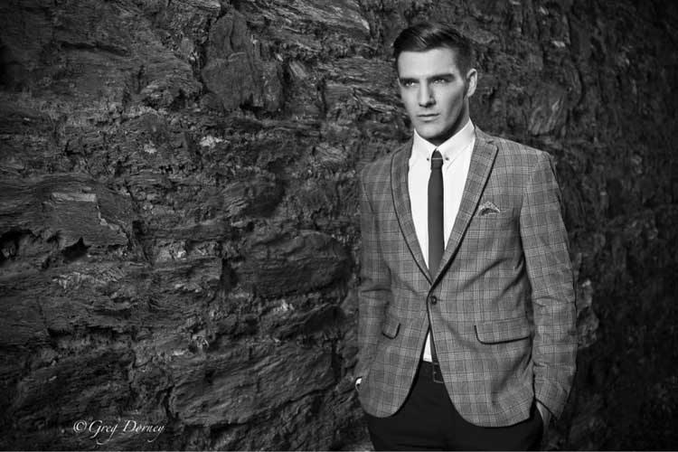 Gary Talbot - Irish Male Model (1)