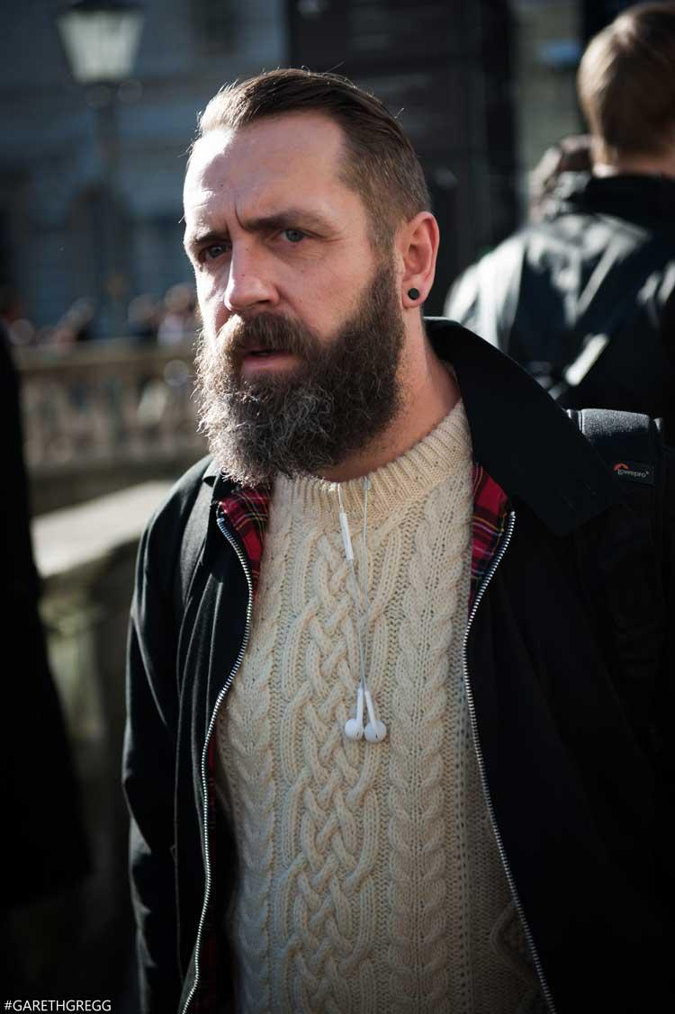 London Fashion Week 2014 - MenStyleFashion Street Photography (20)