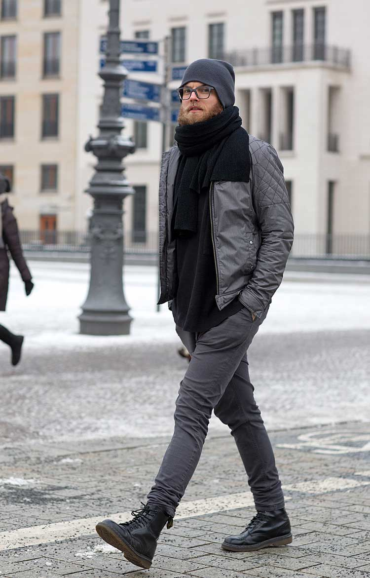Berlin Grunge Travel In Style Tips Men Style Fashion