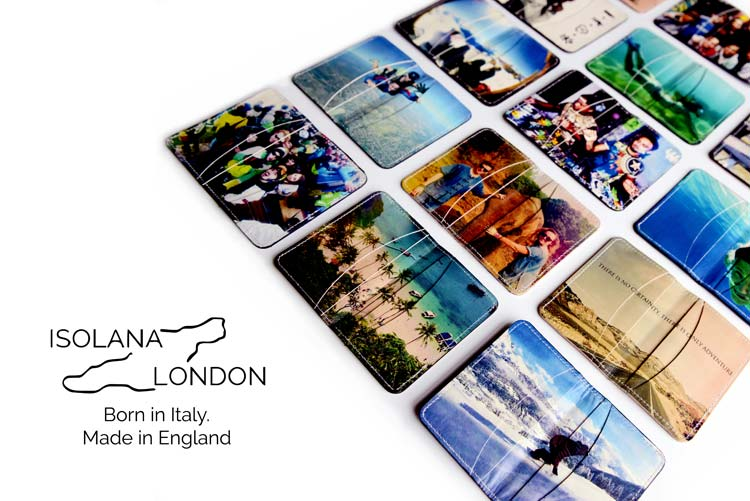Isolana London Custom Leather Wallets 1