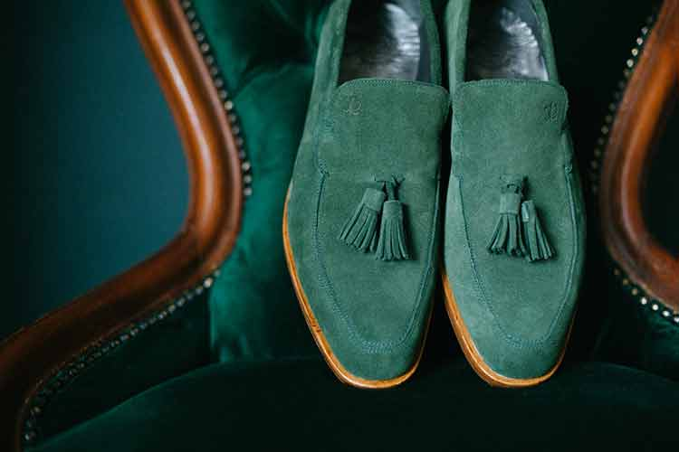 Green loafers - MenStyleFashion Shoes (4)