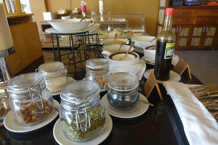 Sunrise By Jetwing Sri Lanka Hotel Review - breakfast